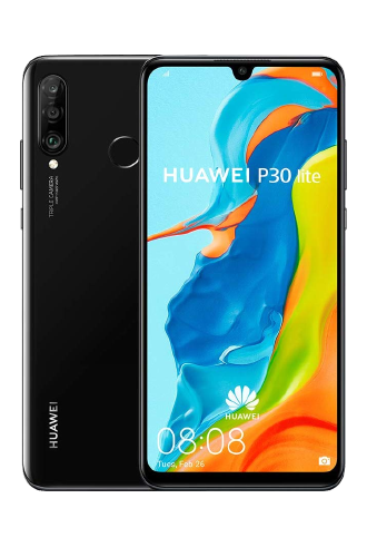 Huawei P30 lite 256 GB Midnight Black